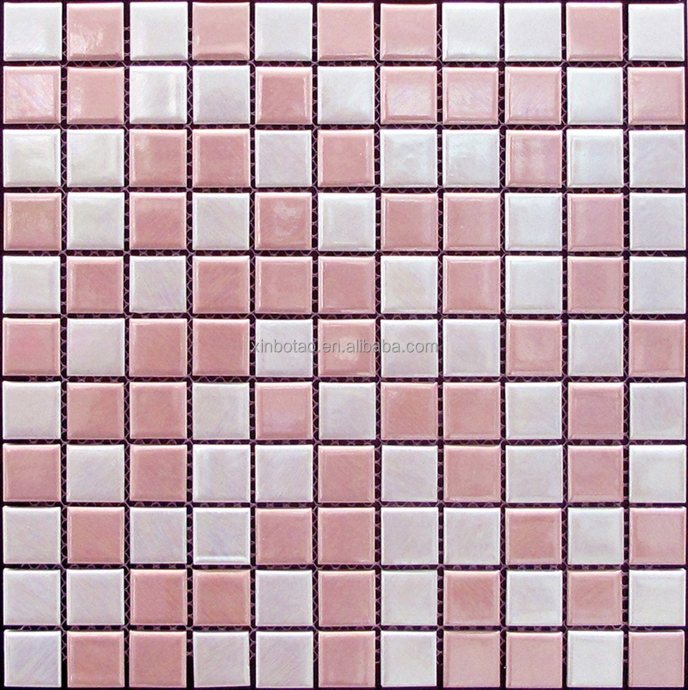 Foshan ceramic mosaic series glazed pink ceramic bathroom wall foshan ceramic mosaic series glazed pink ceramic bathroom wall tile in mosaic 2525mm buy foshan ceramic mosaic series tiles 2525mmpink ceramic bathroom doublecrazyfo Images