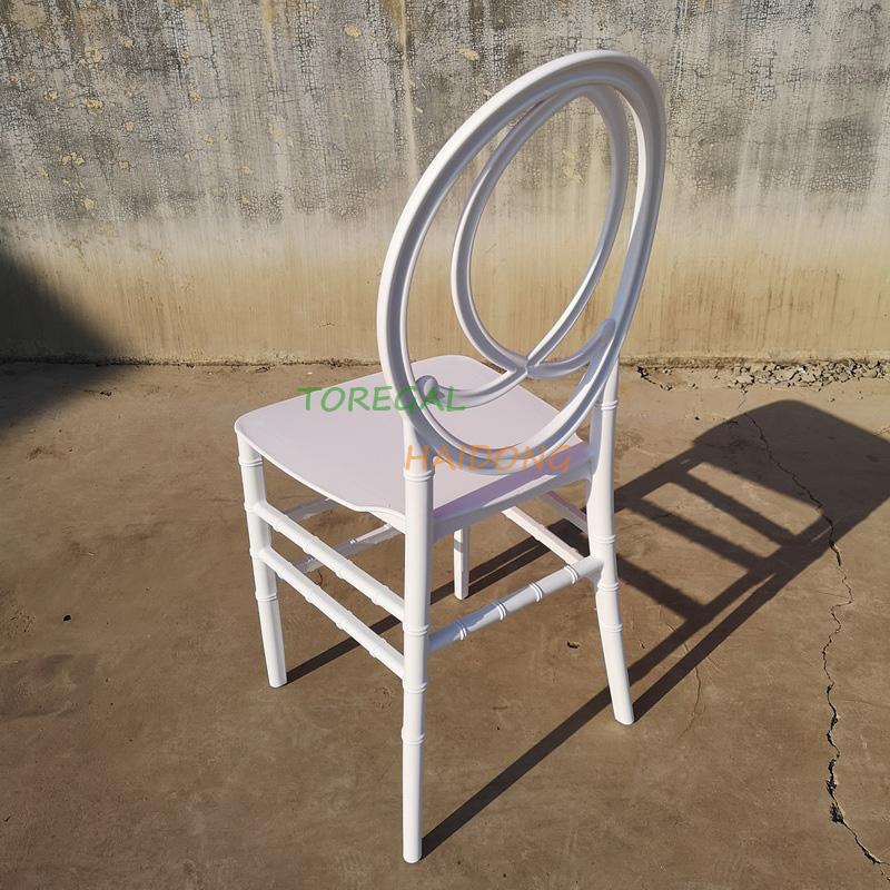 Monobloc PP Phoenix chairs