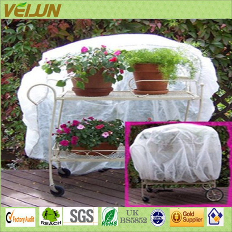 Polypropylene spunbond nonwoven greenhouses for agriculture fabric