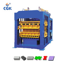 qt10-15 automatic bangladesh cnc block polystyrene concrete making machine