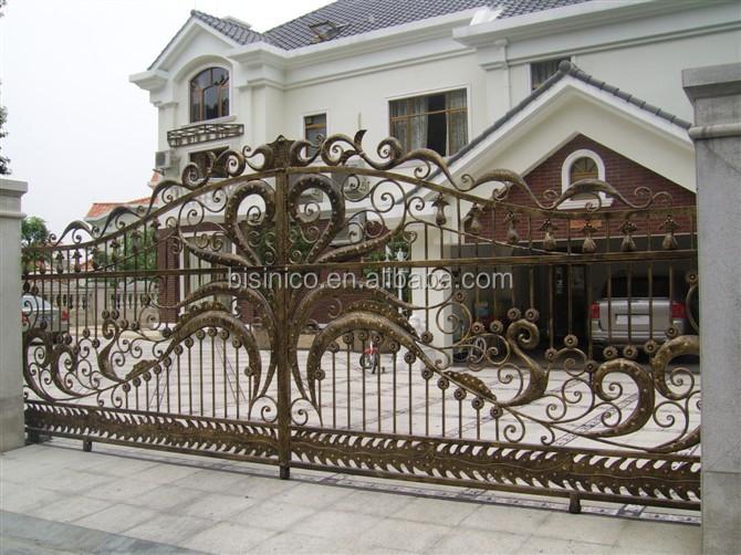 Bisini Sliding Design Iron Gate  Sliding Main Gate Design  Sliding Design  House Iron Gate. Bisini Sliding Design Iron Gate  Sliding Main Gate Design  Sliding