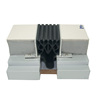 Tile or marble floor decorative rubber building movement joints