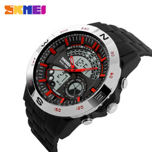 man wristwatch interchangeable strap dual movt watch product description