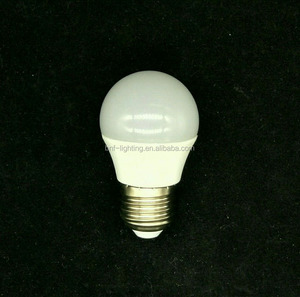 G45 110V/220v 0.5w 1w 3w 5w 7w E14 E17 E27 led light bulb