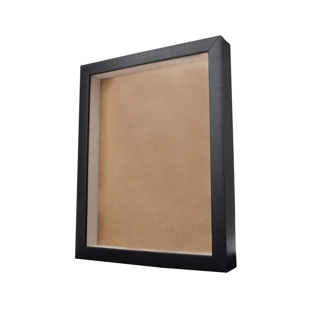 Wall Mounted Cabinet Shadow Box  CD22-MA Drum Stick Display Case w// glass door