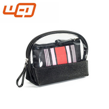 2017 2pcs One Set style Cosmetic Bag Multifunctional Makeup Bag for Women and ladies
