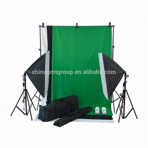 Good Reputation High Quality Head Softbox Photo Studio Light Kit