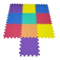 EVA Foam Kids Crawl Carpet Baby Play Mat Plain Puzzle Foam Mats