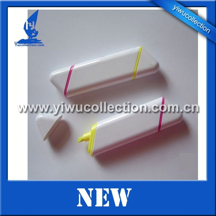 Factory directly selling highlighter pen,promotion highlighter