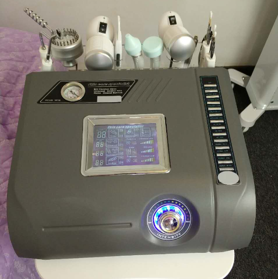 CE 7 in 1 multi-function beauty machine for skin tightening diamond microdermabrasion BIO whitening skin treatment