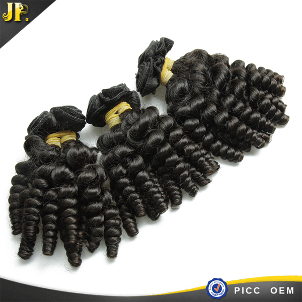 Wholesale price various styles 100% virgin remy human hair