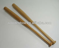 Natural Wooden Baseball bat
