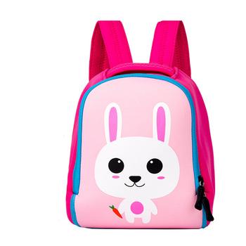 c129b14baa S M Children Backpack Kindergarten School bag 3D Cartoon Animal Kids School  Bag