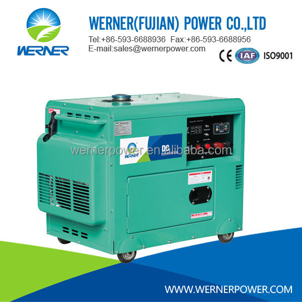 2.5kw 48V power silent electric diesel DC generator