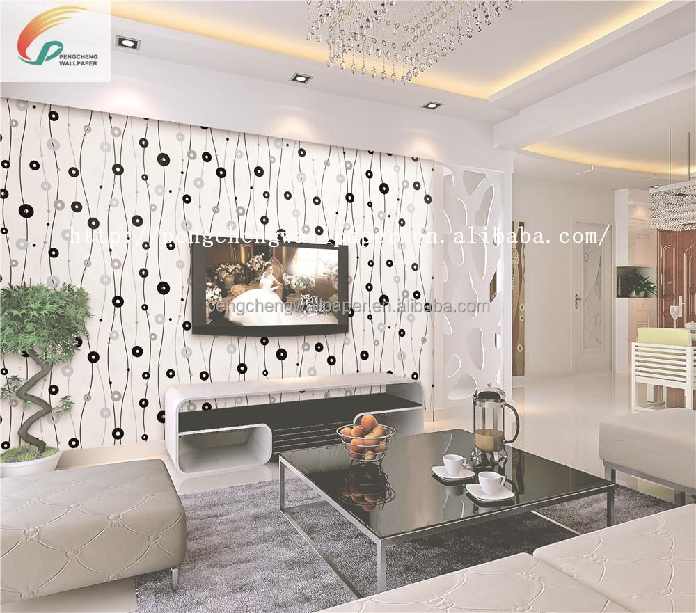 Venta al por mayor papel pintado caucho compre online los for Cheap kitchen wallpaper