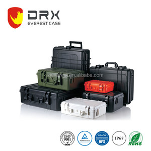 Professional Fly Case Plastic Tool Case