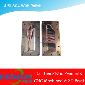 high precision custom manufacturer cnc machining service