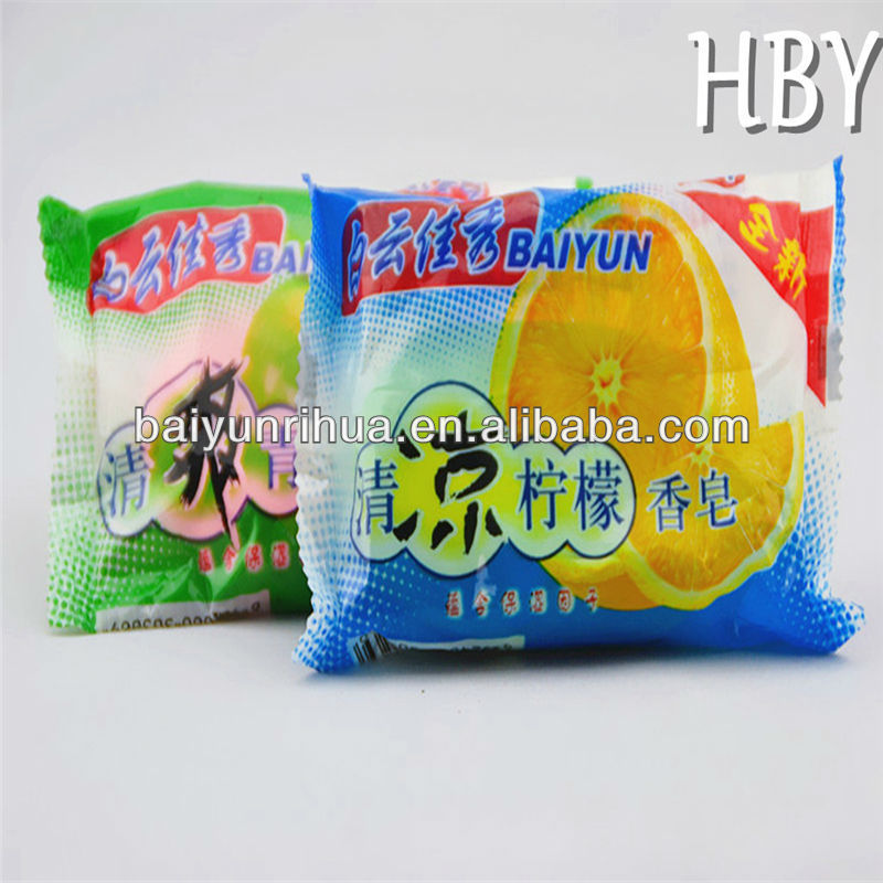 Fruit soap /cheap price/factory advantage/wholesale products/free samples