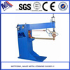 overlap seam welding machine for chimney and ventilation pipe
