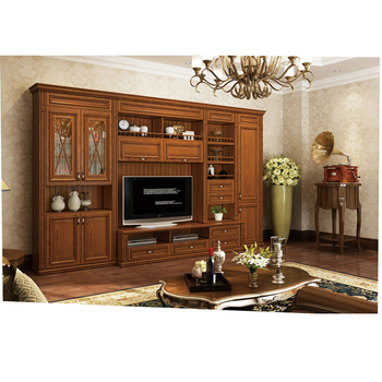 Candany Solid Wood Tv Cabinet Tv Cabinet With Showcase Modern And Classical Style Welcome To Inquiry Buy Tv Cabinet With Showcase Teak Wood Tv