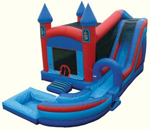 Frozen Optional sizes Inflatable bouncer/ inflatable bouncy jumping castle