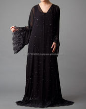 Abaya Modern Dubai Girls Abaya - maxi & sexy lady evening dress - Wholesale Simple Long Dress, Wholesale Chiffon Maxi Dress