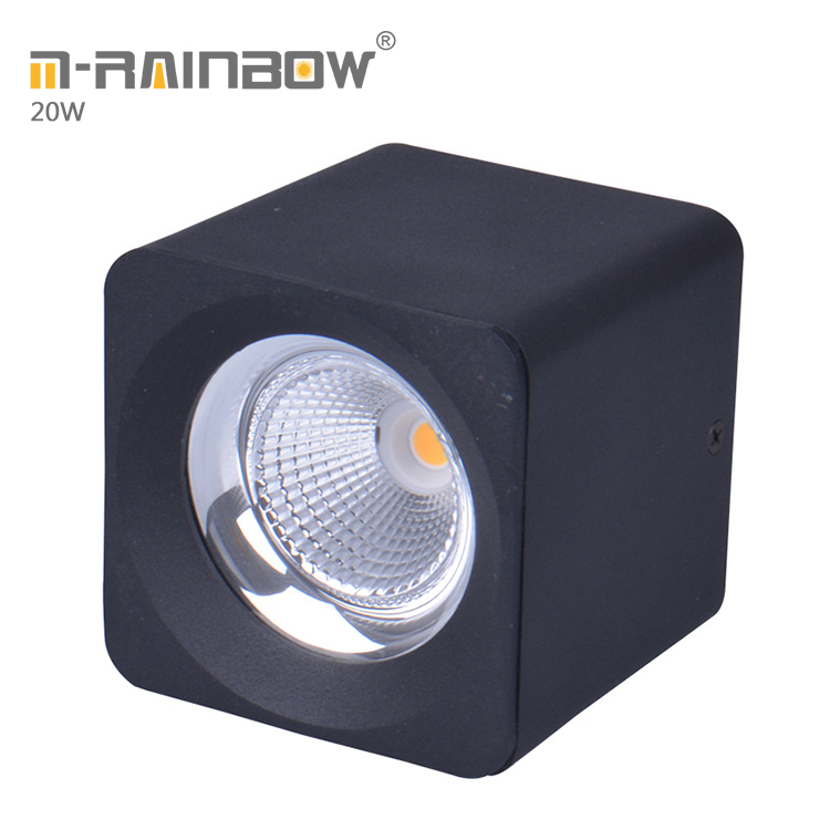20w Led Surface Mounted: Ce Rohs Aluminum Dimmable Led Surface Mounted Down Lights