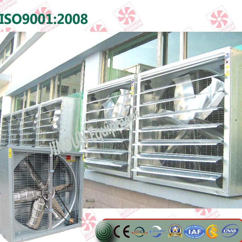Automatic Kitchen Window Exhaust Fan