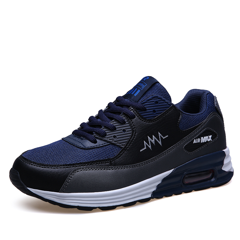 2016 new style air cushion improved shock absorptionsport max top quality with 90 fashion running shoes brand