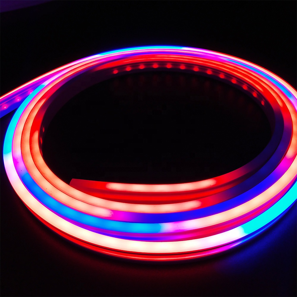 New Products Flexible LED Strip Lighting Waterproof IP67 Controlled by APP over 200 Models