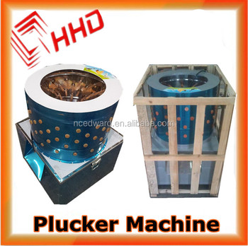 CE apporoved professional automatic chicken plucker equipment slaughterhouse butchery equipment