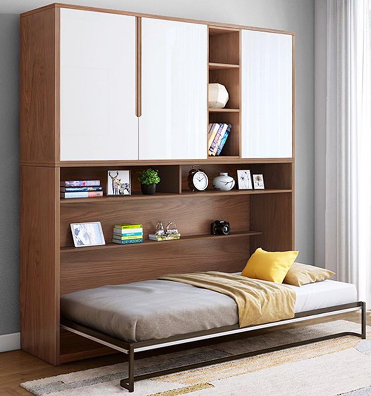 Wood Smart Furniture Murphy Bed Mechanism Qatar Hidden Wall Bed