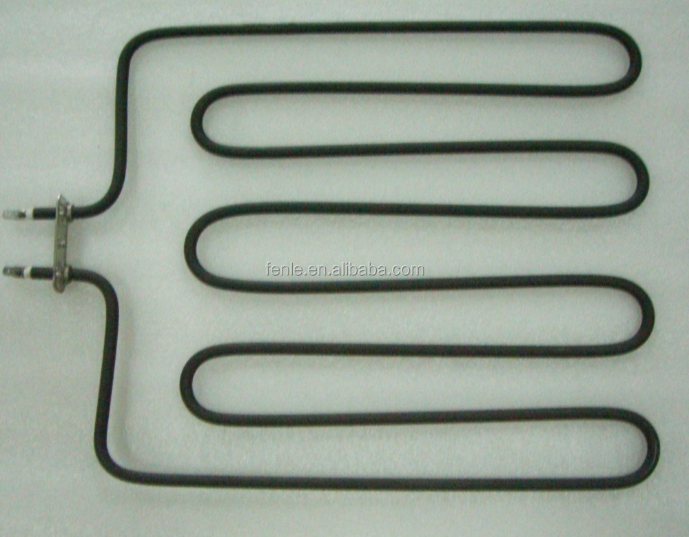 Sauna heating element