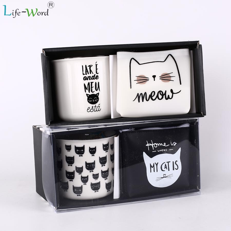 Top selling products office ceramic milk mug cup with logo creative plant cactus cup