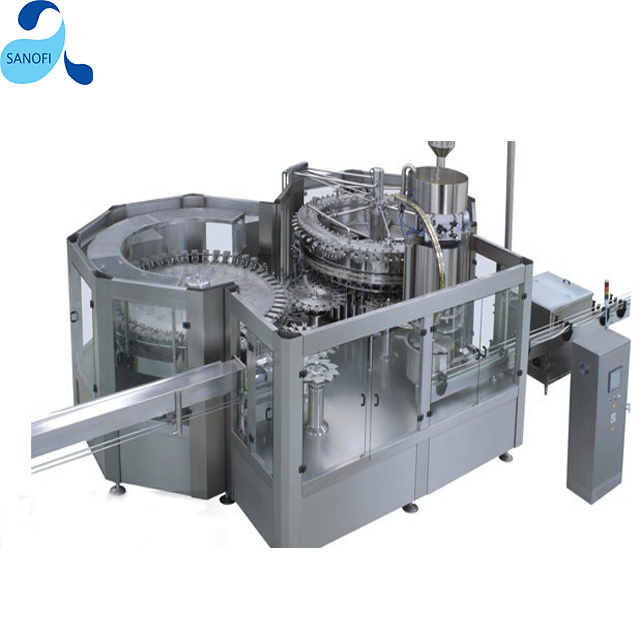 Water Plant Turkey Project Supplier China Drinking Water Filling Machine
