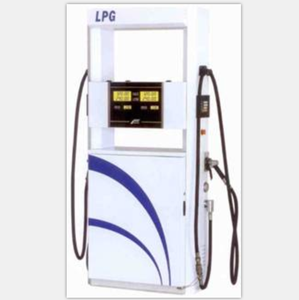 liquefied petroleum gas dispenser for LPG cars refuelling