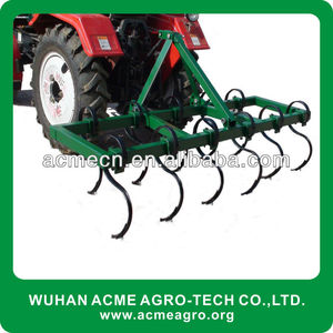 """S"" Tine Cultivator(tractor mounted type) with china manufacturer"