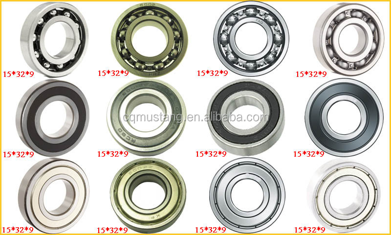 Oem Service Deep Groove Bicycle Ball Bearing Sizes 6000 Zz/2rs ...