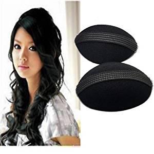 Out of Box Set Of 2 Princess Hair Puff Volumizer Puff Maker Party Hairdos Women Hair Clip Hair Style Maker