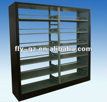 graceful steel bookshelves metal frame bookcase magazine rack for sale - Steel Bookshelves