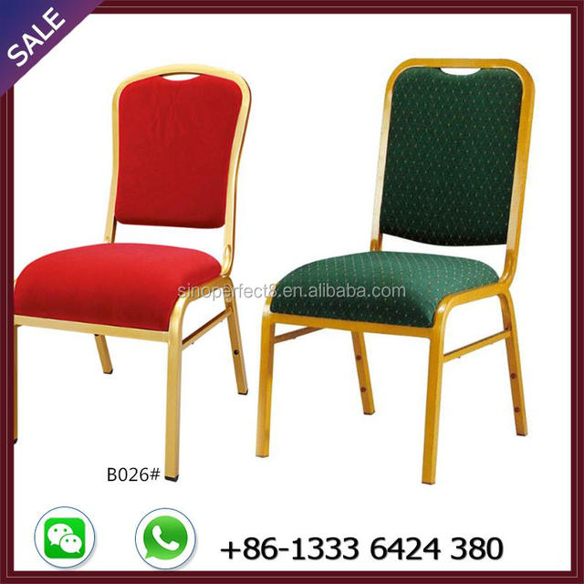 Big Size Stacking Banquet Chair For Party