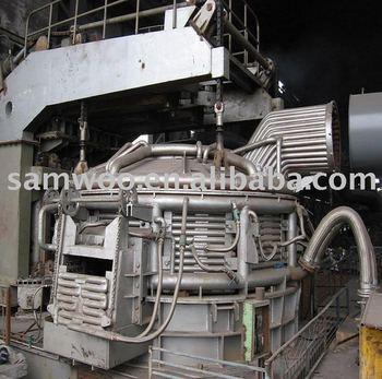 0 5 100 Tons Eaf Electric Arc Furnace Buy Eaf