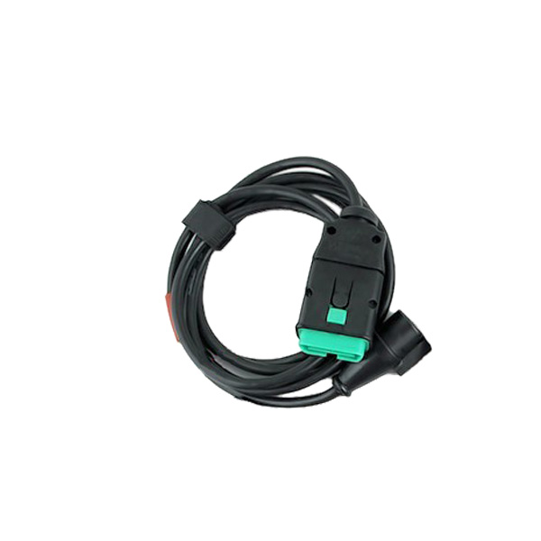 Super High Quality OBD2 Cable for Lexia-3 Lexia3 V47 for Citroen/Peugeot Diagnostic Tool PP2000 V25 Lexia 3 OBD 2 Cable Free Sh
