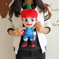 Wholesale newest China fatory best sale fashion top japanese plush dolls