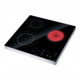 3 Burner Induction & Infrared Cooktop with 1 Ceramic Hob