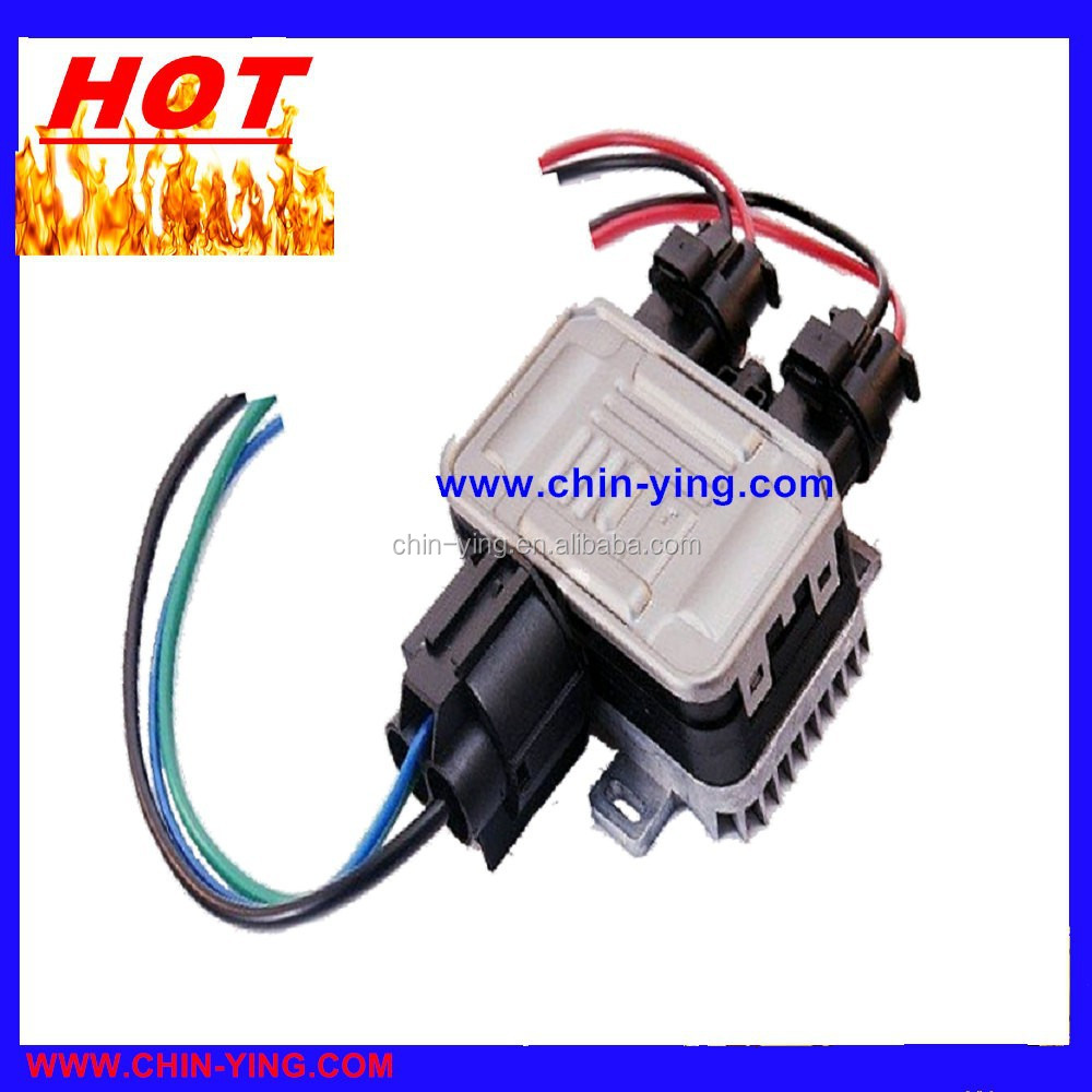 For Volvo S80 Type Cooling Fan Control Unit Module Relay Radiator Coolant Fan  Control Modules With Wire 31305106 - Buy Cooling Fan Control Unit Module  Relay ...
