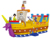 Outdoor popular PVC Inflatable games Pirate Ship