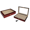High end Large 24 slots wrist watch box organiser