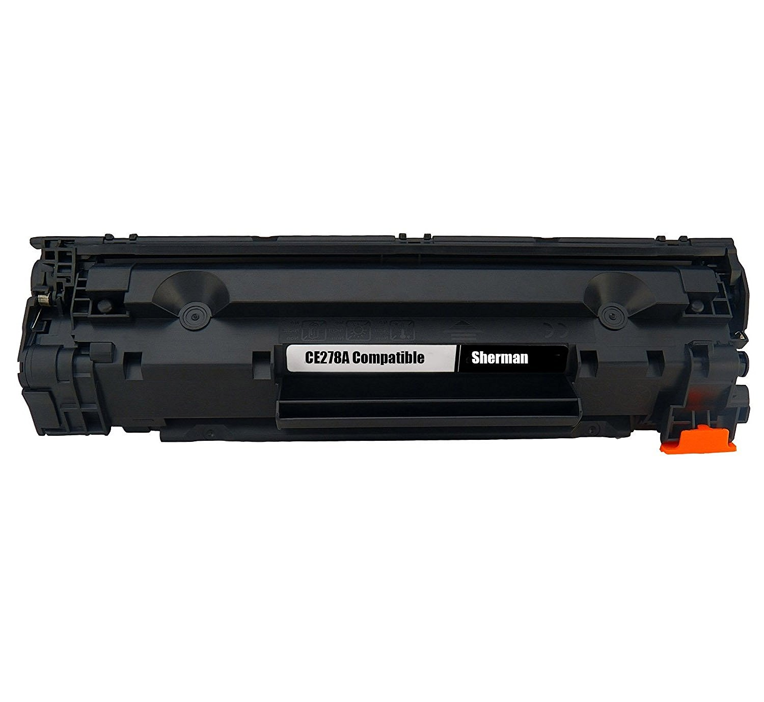 CE278A Toner Cartridge Replacement for HP Laserjet Pro P1606dn P1606 P1566 P1560 M1536dnf MFP M1537dnf MFP M1538dnf MFP M1530 MFP Printer,Sold by TopInk 2 Black 78A