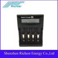Buy Hot sale!!! digital charger 4S 18650/16340/22650//26650/AAA/AA ...